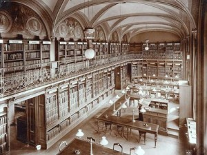 Library of Humboldt University Berlin1874