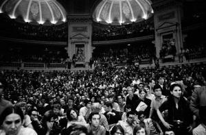 occupied Sorbonne University 1968