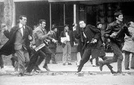 Paris '68 uprising
