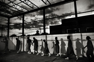 """""""Voices from Juvenile Detention: Kids Behind Bars"""""""