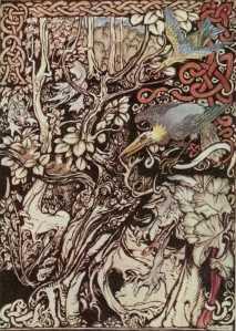 arthur.rackman.irish.fairy.tales