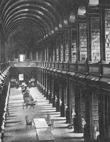 dublin.trinity.old.library