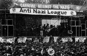 RAR.rock.against.racism.Antinazi.league1970s
