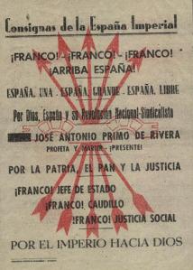 spanish-falange
