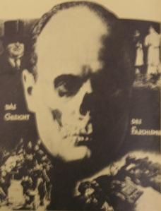 John Heartfield-The.Face.of.Fascism (brochure cover. July1928)