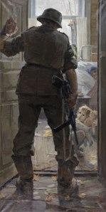 russian.Nikolai Ivanovich Ulyanov -Invasion-EnemyattheDoor1965