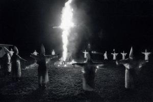 Ku Klux Klan. L.A. 1976