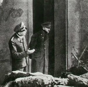 last known picture Hitler April 30 1945