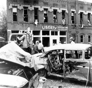 Sixteenth.Street.Baptist.Church.Birmingham.KKK. bombing1963