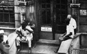 Harlem- blacks