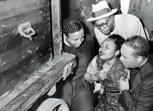 kidnapping.savage lynching 14-year-old Emmett Till- Mississippi1955