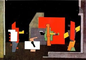 Mechanical Ballet -A.Weininger.Bauhaus