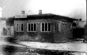nazis.TREBLINKA BUILDING
