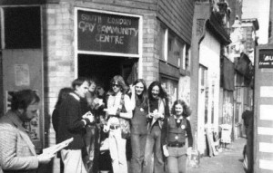 South London Gay Center Railton Road 1974-1976
