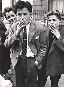 Teddy Boys and Teddy Girls 1950-60s