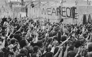 we are one.WOODSTOCK_Jimi Hendrix