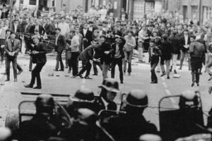 Battle of Bogside -freeDerry