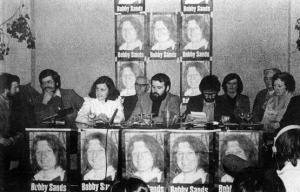 Bobby Sands meeting