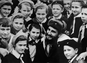 Castro USSR 1963