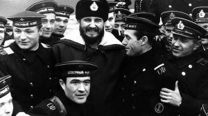Castro -USSR 1963