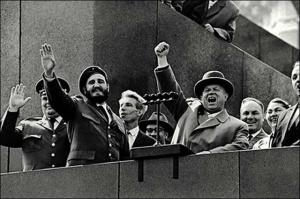 Castro USSR1963
