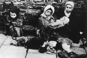 Jewish Theresienstadt Ghetto transportation to  Auschwitz