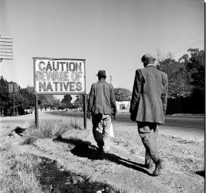 Johannesburg apartheid 1956