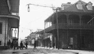 New Orleans.French-Quarter-Street