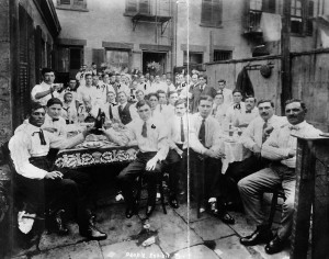 New York -Navy Street Camorra Gang 1916