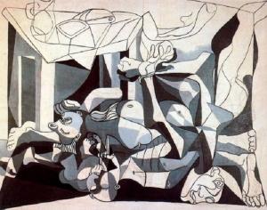 picasso.carnelHouse.1945