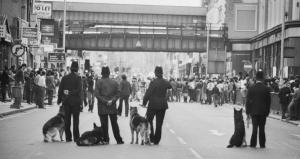 police brutality against black man
