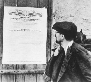 Polish communist party PKWN Manifesto.Joseph Stalin-1944 Soviet occupation
