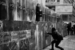 'Se justifica la Rebelion- Se necesita la Revolucion'