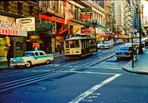 Street USA.1950-60s