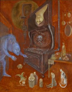 Warning-to-Mother-1973-Leonora-Carrington