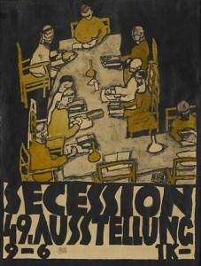 49th exhibition Vienna Secession 1918