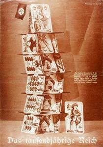 AIZ-Photomontage Heartfield Das tausendjährige Reich