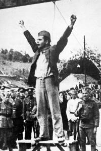 antifascist.Stjepan_Filipovic partisan