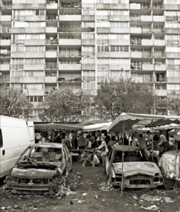 Banlieue riots Clichy Sous Bois 2005