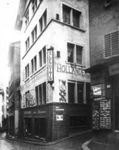 Cabaret Voltaire1916