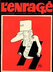 de Gaulle-SS. lenrage 1968