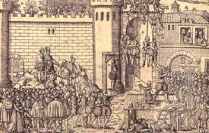 executions of Protestants Amboise