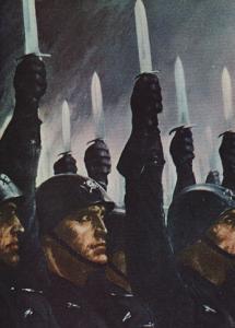 Italian Blackshirts- Benito Mussolini