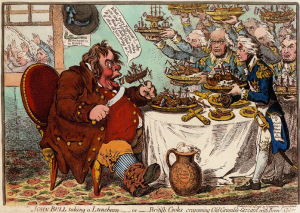 James Gillray 1798