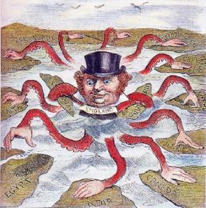 John Bull (England) Imperial Octopus