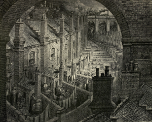 London illustrations.Gustave Doré