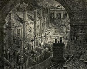 London illustrations.Gustave Doré