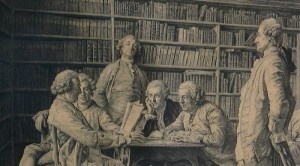 luis.monzies-lecture Diderot tableau de Meissonier