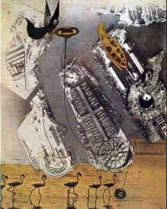 Max Ernst 1920 Cormorants
