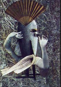 Max Ernst Chinese Nightingale 1920